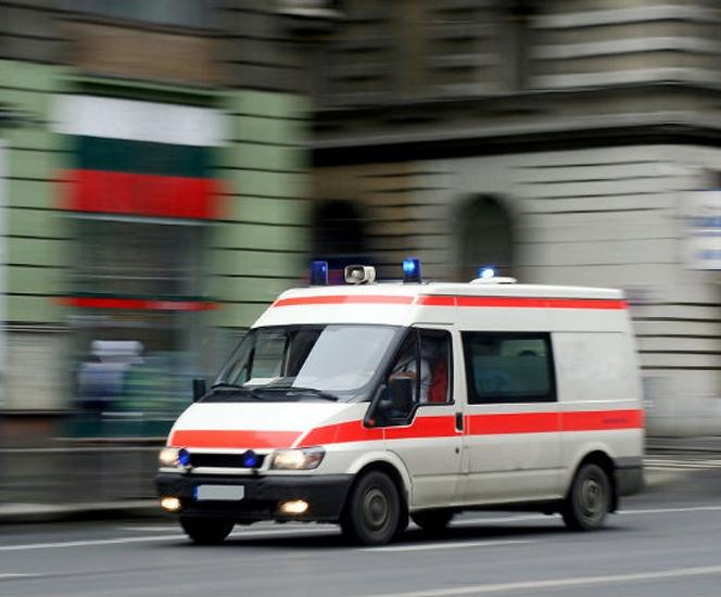 救护车急救