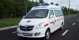 救护车调查分析报告