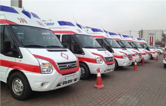 急救车救护车转运和医院的救护车有什么区别