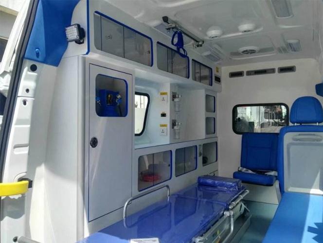 救护车专业设备