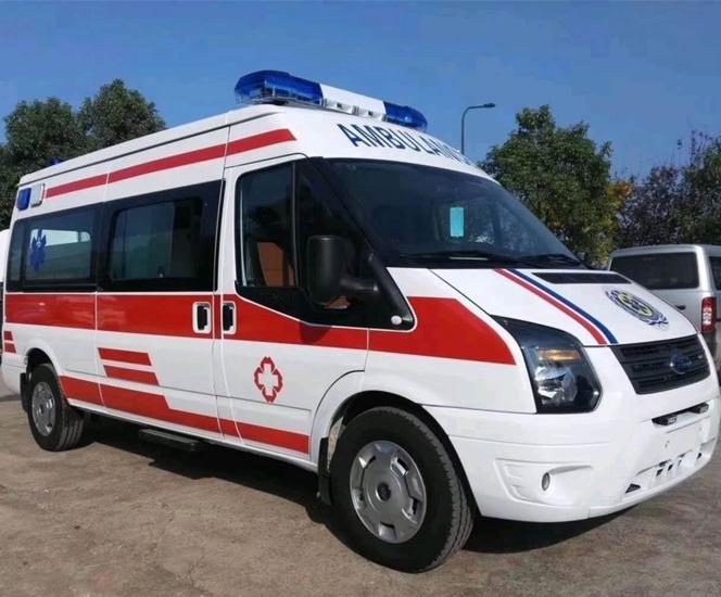 120急救车转运