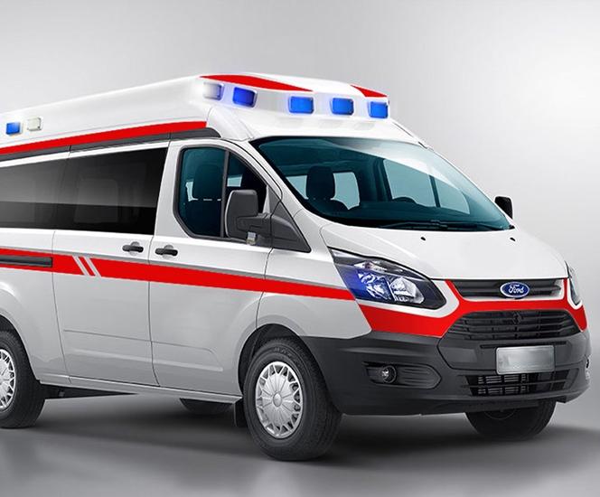 长途转送救护车