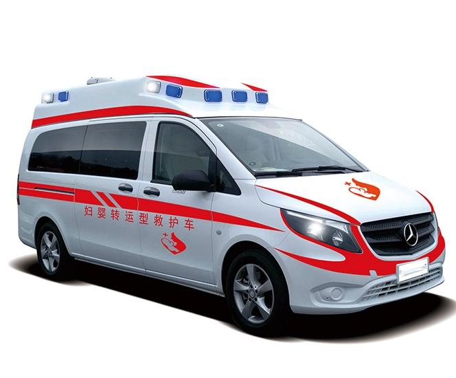 妇婴转运型救护车