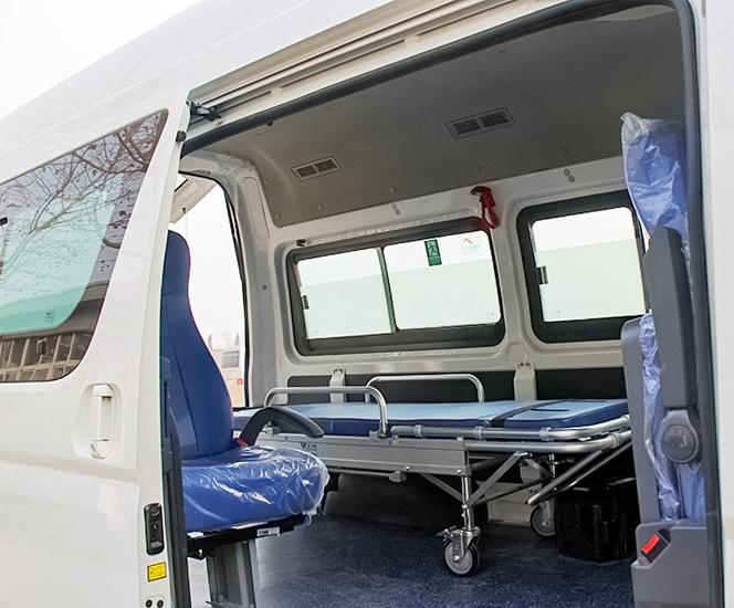 危重症孕妇移动救护车