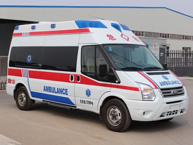 急救转运救护车