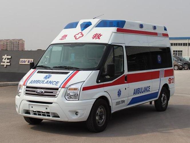 医疗转运救护车
