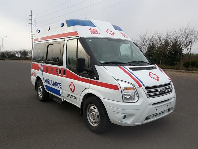 安徽急救车转运
